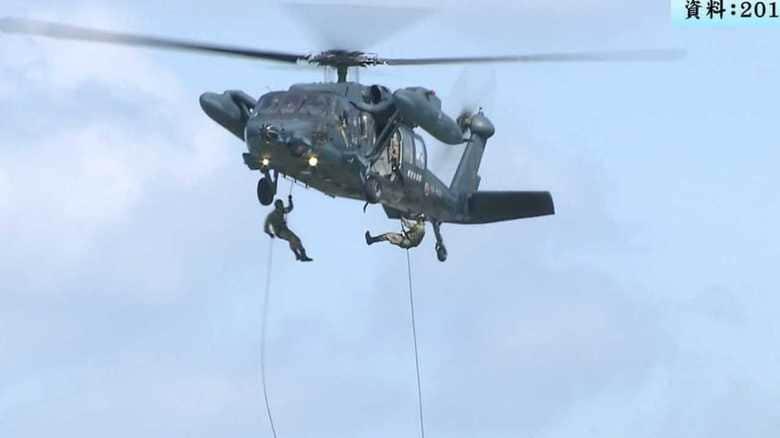 UH-60Jが浜松沖で墜落か 超過酷な条件下で活動する救難ヘリの役割