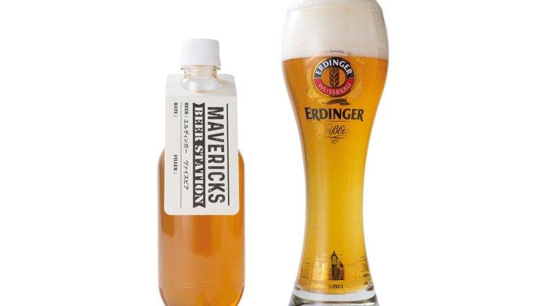 """缶や瓶より""""のどごし""""を楽しめる? 「ペットボトル生ビール」が発売2カ月で1万本…人気の秘密を聞いた"""
