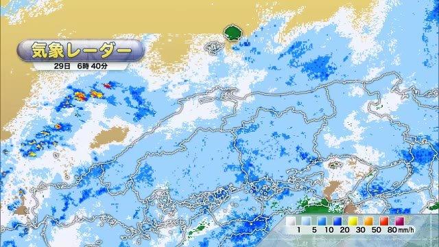 島根・鳥取両県で29日夕方から30日にかけ天気急変 竜巻など突風や落雷などに注意を