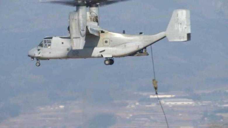 陸上自衛隊が在日アメリカ海兵隊と共同訓練開始