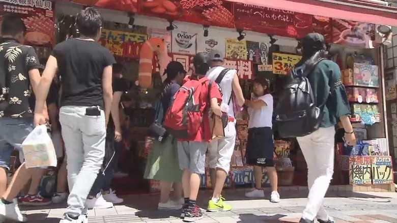 沖縄がハワイ超え…観光客右肩上がりのワケ