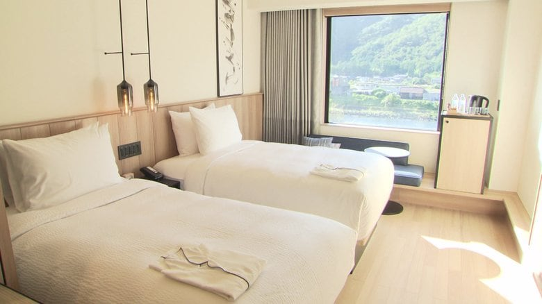 通過点から旅の拠点へ…「道の駅」にホテル続々開業 米大手マリオットの戦略 「2回目の日本は田舎へ」
