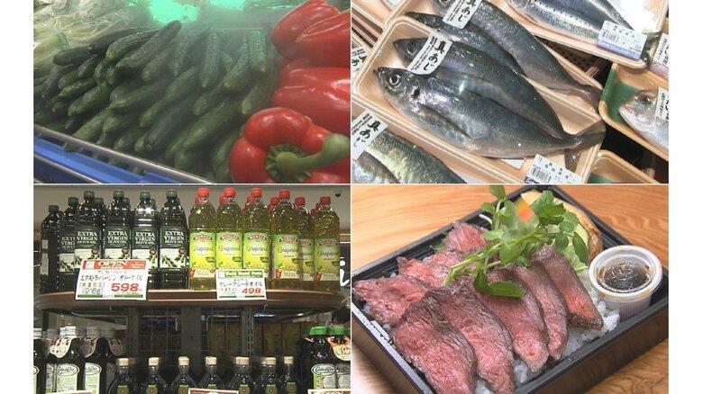 """まさに""""食のテーマパーク""""…独自コンセプトのスーパー「サポーレ」 次々生み出す買い物の新たなカタチ"""