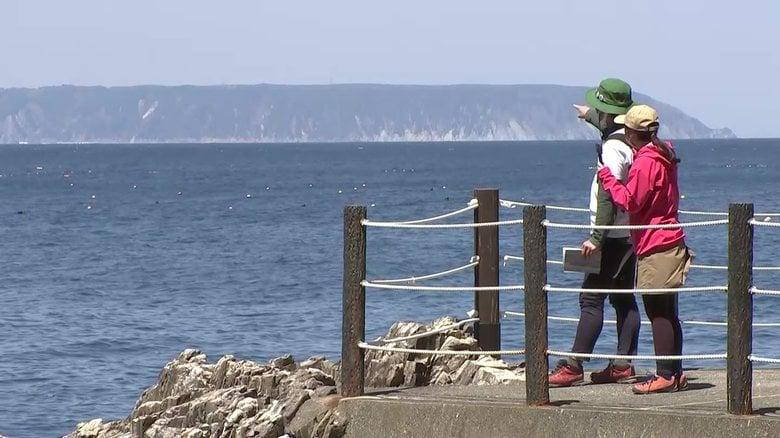 "150m断崖の頂上からの絶景…SDGs「持続可能な観光」へ 目指すは""ハイカーの聖地""【岩手発】"