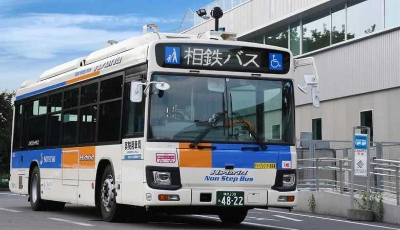 """日本初!大型バスの営業運行での""""自動運転""""…運転手は何をする?相鉄バスに聞いた"""
