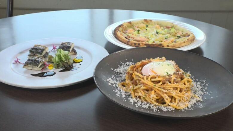 松阪牛パスタにしらすピザ…三重の食材を一度に楽しめる 伊勢・おかげ横丁の洋食店「はいからさん」が新メニュー開発