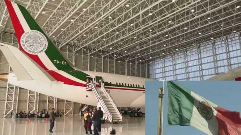 """""""豪華すぎる""""専用機をメキシコ大統領が売却。気になる機内の設備は?"""