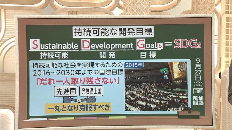 3分でわかるキーワード 中学受験で出題も「SDGs」