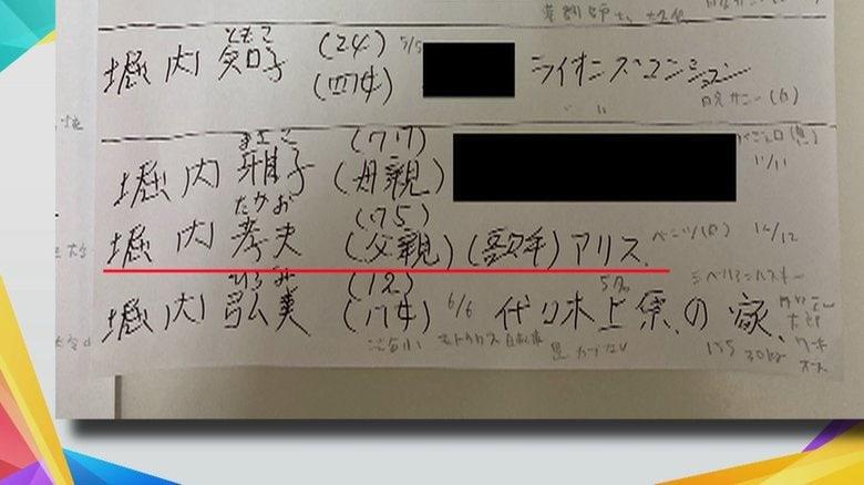 【追跡】堀内孝雄さんの息子になりすまし詐欺…容疑者の直筆メモ5枚を独自入手