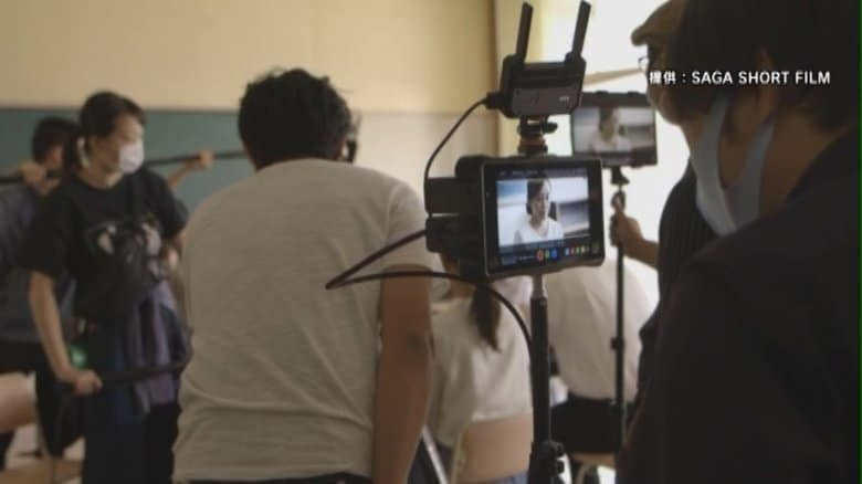 子どもたちの青春を描いた映画…コロナ禍での稽古や撮影が経験に
