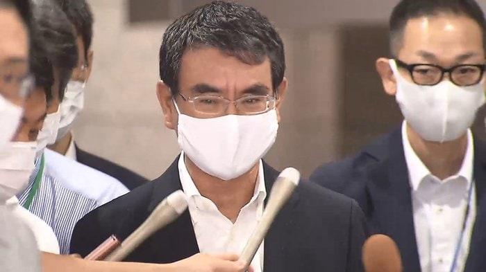 【速報】河野防衛相「今回は出馬しない」正式表明