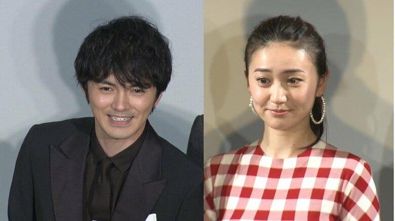 林遣都さんと大島優子さんが結婚へ