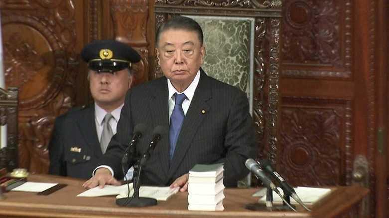 「元悪代官」は「今も悪代官」!~与野党に喝を入れる大島衆院議長の思い~