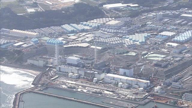 【速報】政府 福島第一原発・処理水の海洋放出方針を決定