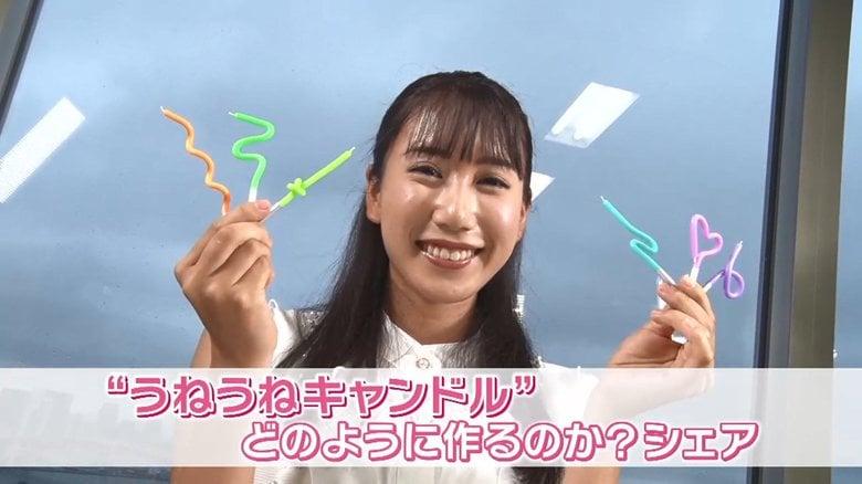 100円グッズでアレンジ無限大…SNSで話題の「うねうねキャンドル」の作り方をご紹介