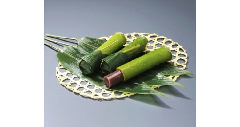 """鬼滅の刃""""禰豆子""""の竹そっくり…和菓子「竹筒ようかん」は子どもも喜ぶ土産になる?反響を聞いてみた"""