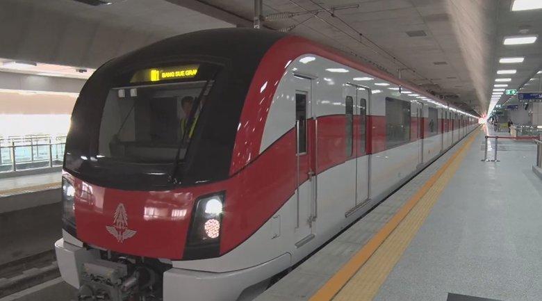 日本の官民協力でタイの都市鉄道「レッドライン」が試運転 日本が関わる意義は