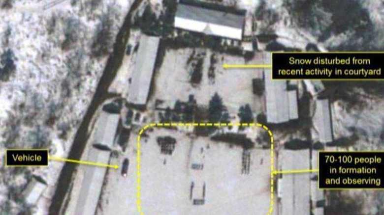 北朝鮮6回目の核実験間近か