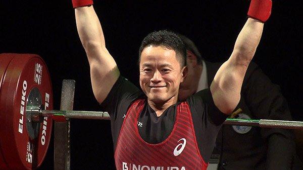 「娘に雄姿を見せたい」パワーリフティング・西崎哲男が抱く東京パラへの思い