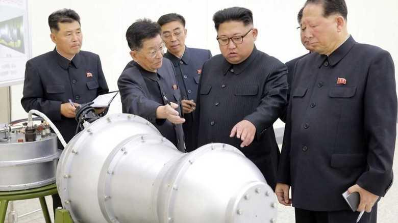 【画像分析】北朝鮮はICBM弾頭搭載の水爆実験に成功したのか?
