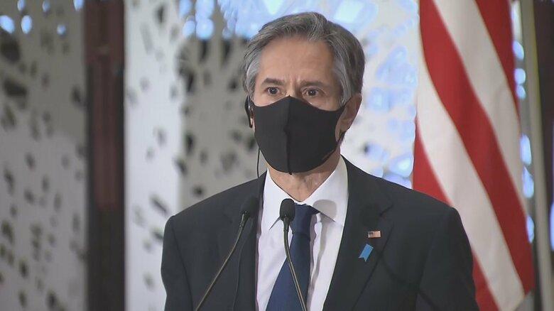 米国務長官 拉致問題解決に向け日本との連携続ける考え 東京五輪にも言及