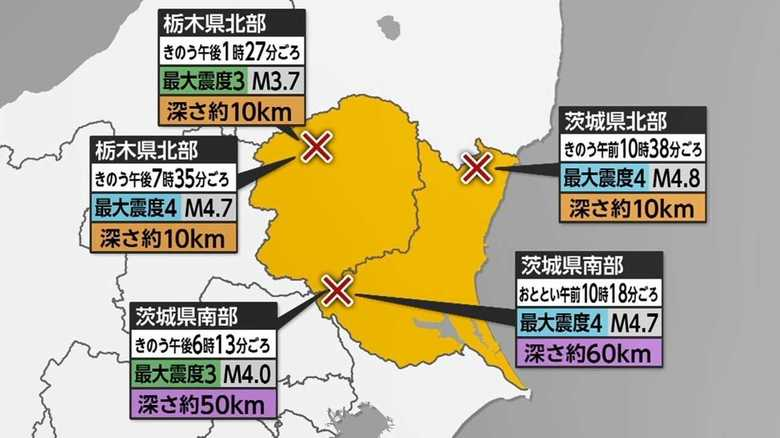 """「東京で震度6超える恐れも」関東で頻発する地震は""""首都直下型""""の前兆!? 備えるべきポイントとは"""