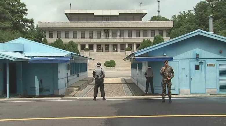 文在寅大統領の執念、それは韓国を戦場にしないこと