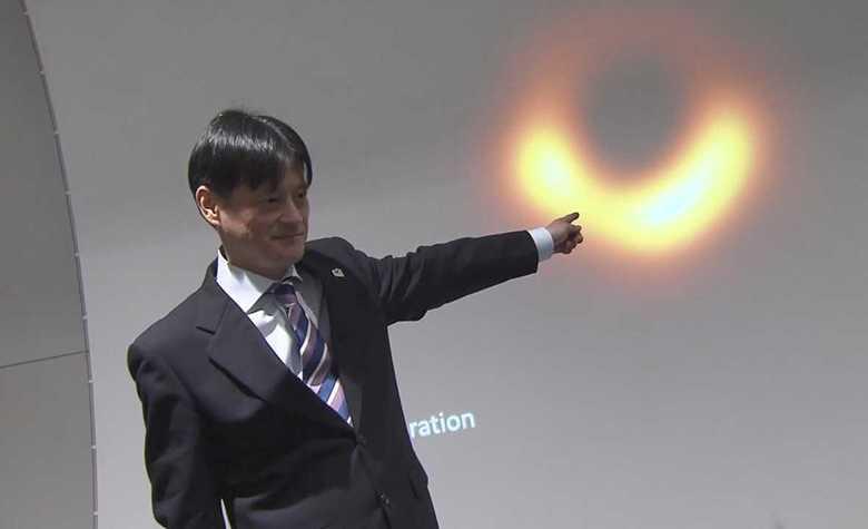 人類が初めて見たブラックホール!何がすごいのか?発見者ご本人に聞いてみた…