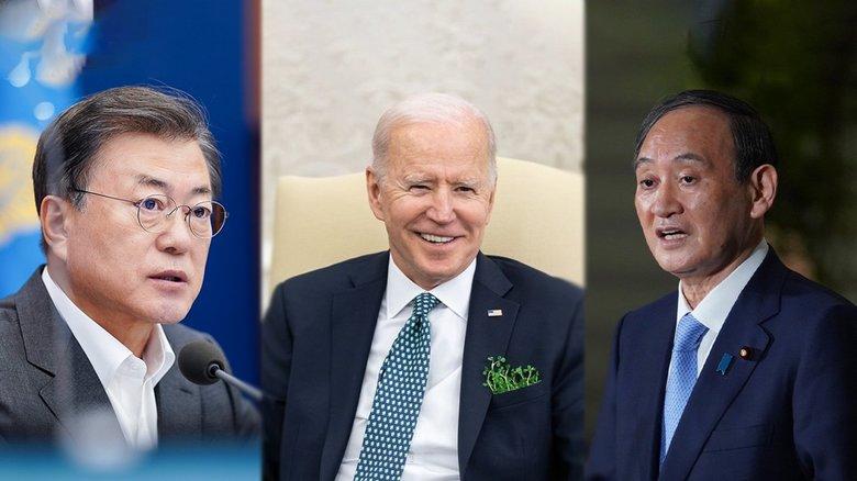 「日米関係は満開」 次は弱腰韓国を対中包囲網に引き込めるか? 問われるバイデン外交