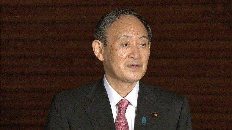 菅首相が1都3県の緊急事態宣言について 今月21日まで14日間延長の方針固める