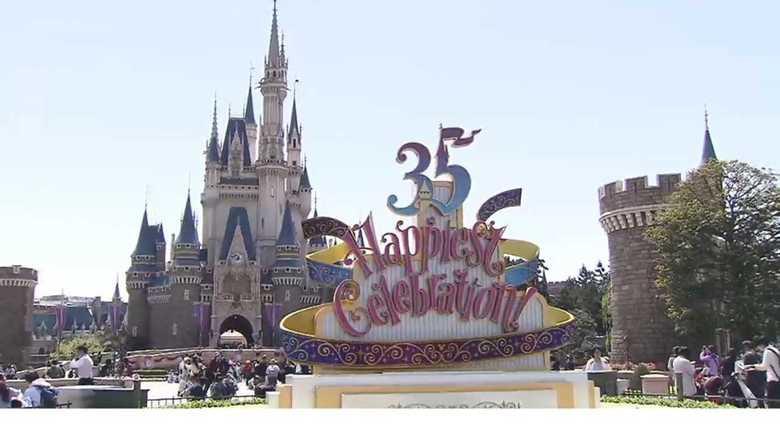 東京ディズニーリゾート35周年の節目に大幅リニューアル!!