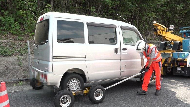 コロナの影響で車のバッテリートラブル増…「JAF」隊員に密着 鮮やか過ぎる手際に依頼者「早っ!」