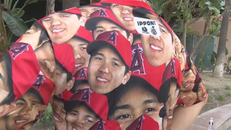 数えてみたら大谷翔平選手が131人!! 「顔だらけTシャツ」の仕掛け人に聞いた