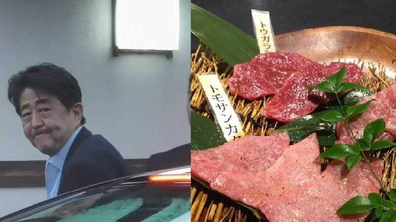 """首相は肉好き!ひよっこ番記者が食べてみた別荘地の""""総理メシ"""""""