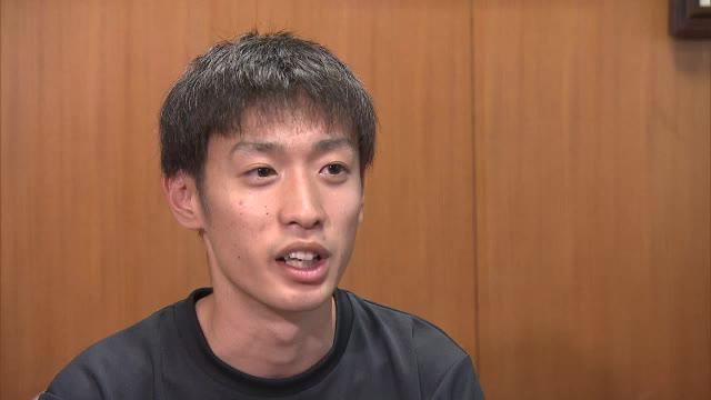五輪代表内定 浜松出身 伊藤達彦選手「より大きな感動を」