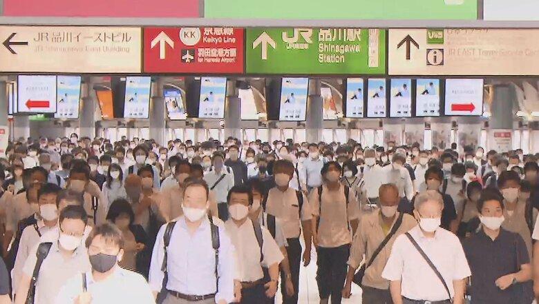 """「感染再拡大の予兆みられる」 宣言解除後に人出が増加…東京で""""感染者急増""""に現実味"""