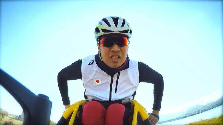 パラ陸上2冠の佐藤友祈、金メダルのスピードを生み出す秘密は「脇の力」