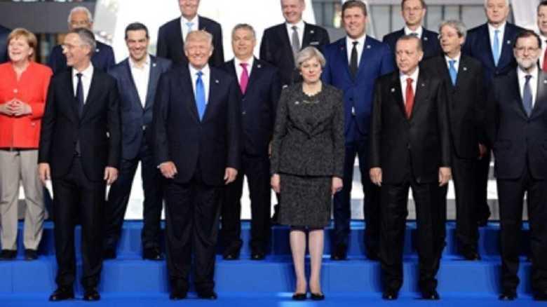 """『アメリカ第一主義』で割れたG7…""""異分子""""トランプに苦悩する各国首脳たち"""