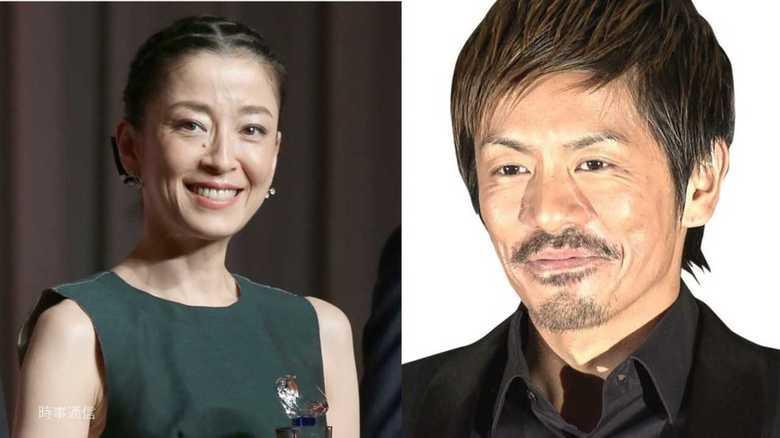V6森田剛と宮沢りえが結婚を正式発表