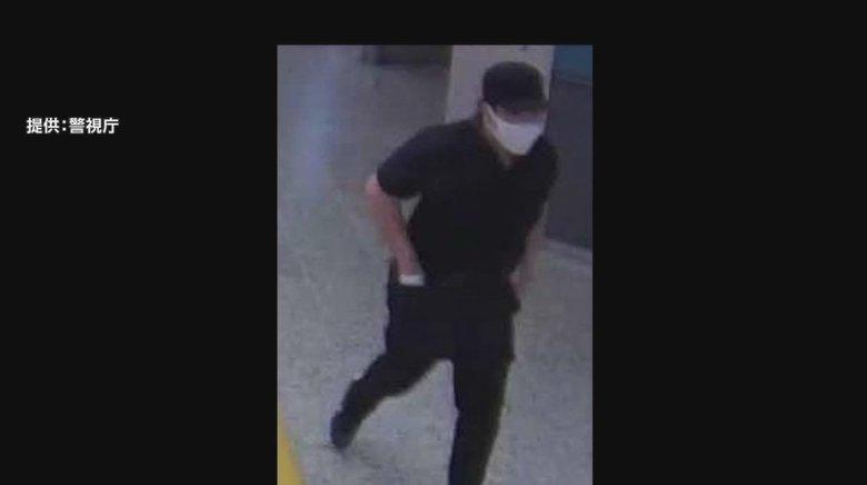 """""""硫酸""""をかけ逃走した男の画像公開 被害男性は「目が見えない」…全治半年の重傷"""