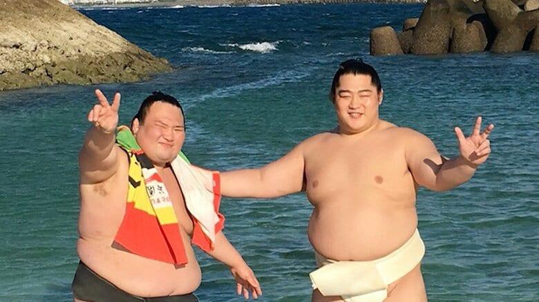 """【大相撲】遠藤にとって夏場所の原動力は引退する兄弟子。忘れられない""""牛丼""""エピソード"""