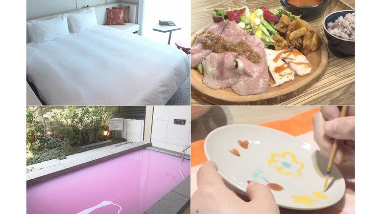コンセプトは「館内でも観光を」国宝・犬山城のお膝元に新オープンのホテル 女性をターゲットに数々の工夫