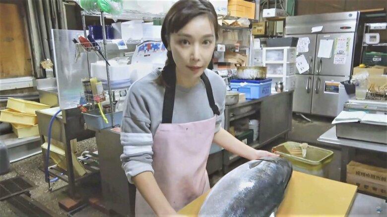 「性対象として接される場面多い」…魚卸売業の女性2代目の挑戦 差別や偏見に屈しない「女性のミライ」