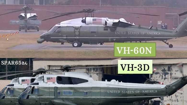 なぜ? 日本と韓国で「マリーン1」の機種を変えたトランプ大統領