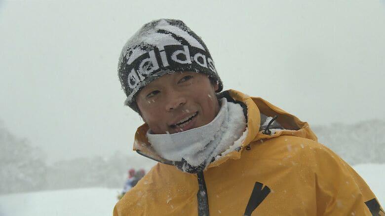 カヌー羽根田卓也「東京五輪開催か否かの自問自答はとっくに区切り」 己と向き合い励む雪中トレーニング
