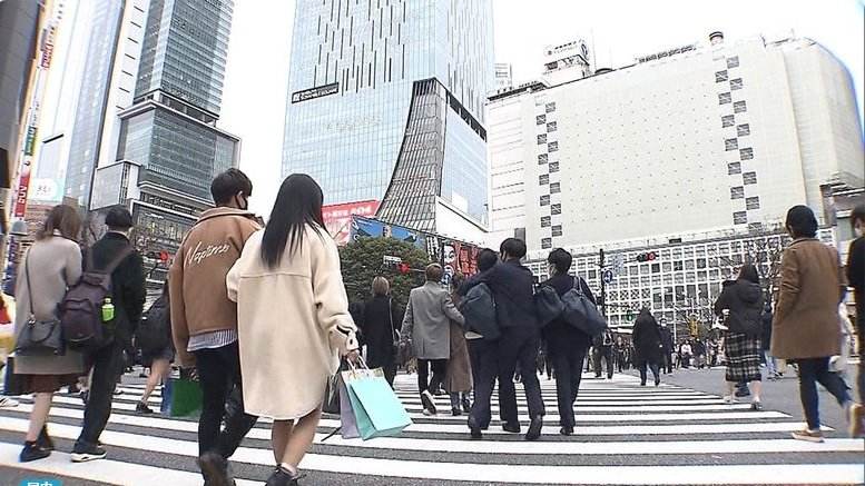 東京都で2447人感染確認  重症者121人ともに過去最多