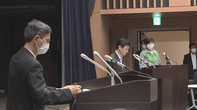 東京都 243人感染 「夜の街」対策強化へ 全国では400人超える