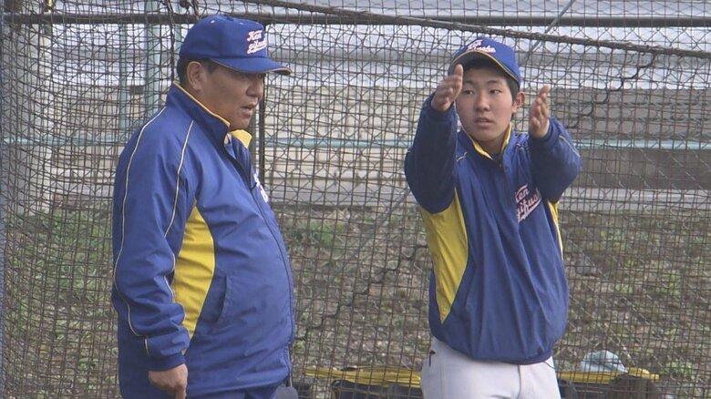 選手として野球できなくても…監督「彼は助監督」17歳の春 マネージャーとして立った甲子園の舞台