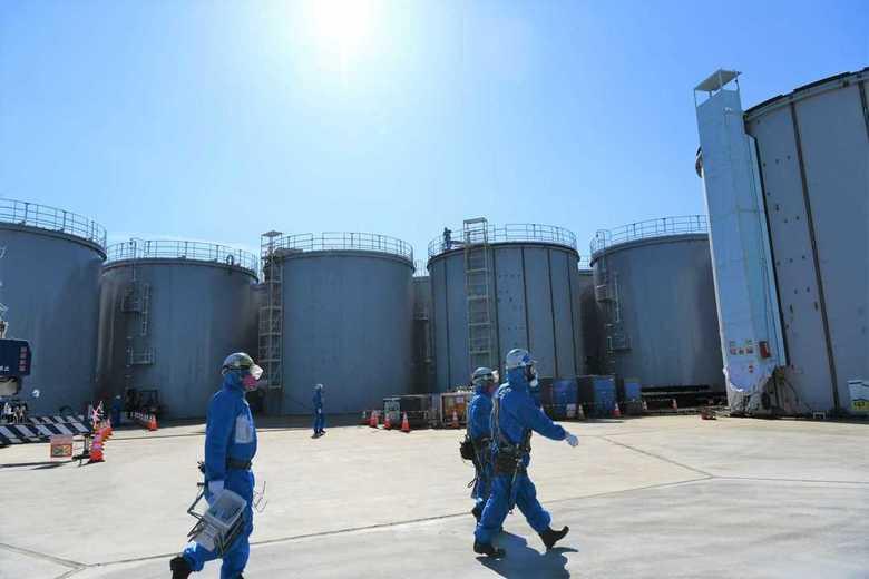 10年目の福島第一原発 取材中鳴り響く線量計 増え続ける処理水タンク 現場は今