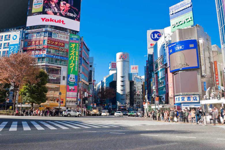 「渋谷スクランブル交差点」の巨大セットが栃木・足利市に登場!? どこまで再現するのか聞いてみた